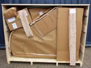 shipping piano