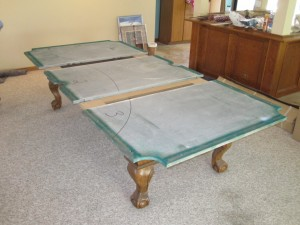 pool table mover Orlando
