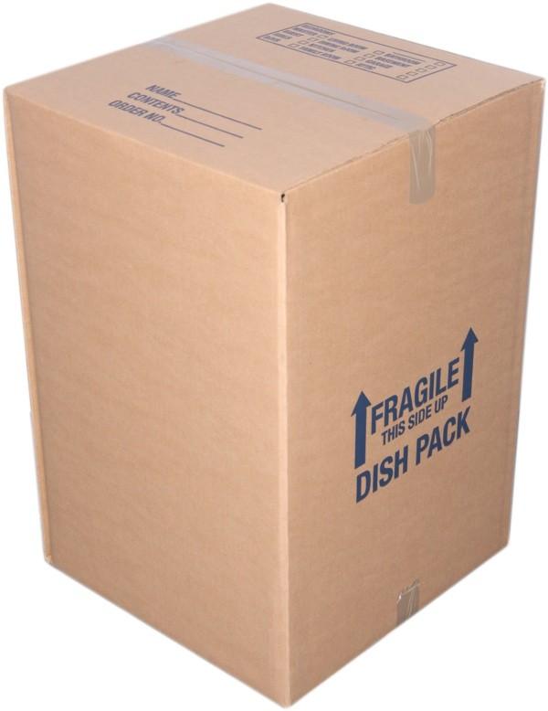 Dish Barrel Box